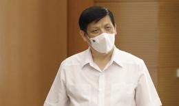 Bộ trưởng Nguyễn Thanh Long: Lực lượng y tế đã và đang vượt qua những khó khăn, thực hiện tốt sứ mệnh và trọng trách của người thầy thuốc