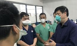 Bộ Y tế: Tăng cường các chính sách hỗ trợ lực lượng tuyến đầu tham gia phòng chống dịch COVID-19