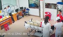 Lại liên tiếp các vụ hành hung nhân viên y tế: Thiếu chế tài xử lý?
