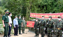 Nghệ An: Tăng cường công tác phòng, chống dịch COVID-19 trên tuyến biên giới
