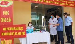 Hà Tĩnh: 100% bệnh viện thực hiện tốt phòng, chống dịch