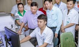 BVĐK Quang Khởi, bệnh viện thứ 9 đủ điều kiện triển khai bệnh án điện tử