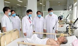 Quyền Bộ trưởng Nguyễn Thanh Long: Sớm đưa Bệnh viện HNĐK Nghệ An trở thành bệnh viện hạng đặc biệt
