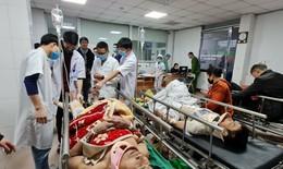 Tai nạn lao động nghiêm trọng tại Nghệ An khiến 1 người tử vong