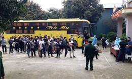 Phạt 210 triệu đồng đối với 53 người Trung Quốc nhập cảnh trái phép