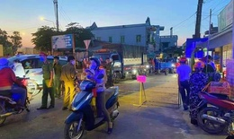 Quảng Trị: Phong tỏa, cách ly tạm thời hơn 4 tổ thôn xã Hải Chánh, huyện Hải Lăng