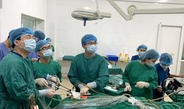 Phẫu thuật nội soi tuyến giáp qua đường miệng