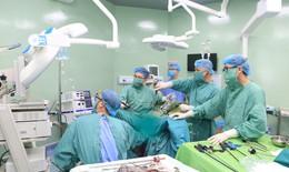 Bệnh viện Sản Nhi Nghệ An: Phẫu thuật nội soi điều trị ung thư cổ tử cung