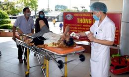 Chùm ảnh: Cơ sở y tế Nghệ An chống dịch