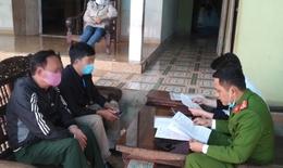 Nghệ An: Khai báo y tế không trung thực, 1 trường hợp bị xử phạt 10 triệu đồng