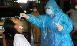 Hà Tĩnh: Lấy mẫu xét nghiệm SARS-CoV-2 cho toàn bộ người dân trong phong tỏa
