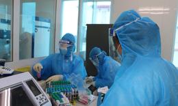 Hà Tĩnh: 317 F1 của 9 bệnh nhân âm tính lần 1 với virus SARS-CoV-2