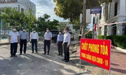 Bộ Y tế làm việc với tỉnh Hà Tĩnh về phòng, chống dịch COVID – 19