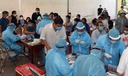 Nghệ An: Nhiều người dân khu phong tỏa ở TP Vinh âm tính với SARS-CoV-2.