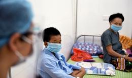 Bệnh nhân chờ máu trong dịch COVID-19