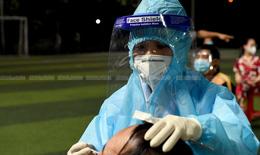 Sáng 6/7, Nghệ An phát hiện 2 trường hợp F1 dương tính với SARS-CoV-2