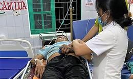 Hóc xương đùi gà, bệnh nhân suýt nguy hiểm đến tính mạng