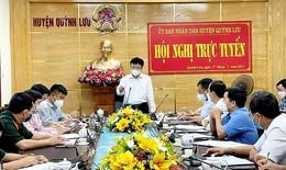 Nghệ An: Đề xuất giãn cách xã hội toàn huyện Quỳnh Lưu theo Chỉ thị 15 và cách ly 2 xã theo Chỉ thị 16