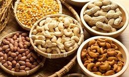 Ăn các loại hạt giúp sống lâu