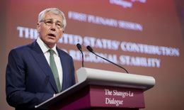 Bộ trưởng Quốc phòng Mỹ: 'Trung Quốc gây bất ổn ở Biển Đông'