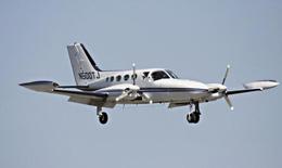 Mexico: Máy bay bốc cháy trên không, 6 người chết