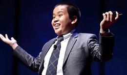 Clip Đỗ Nhật Nam thuyết trình tại Mỹ gây kinh ngạc