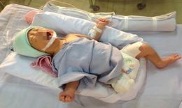 'Hành trình' kỳ diệu của bé sơ sinh văng khỏi bụng mẹ
