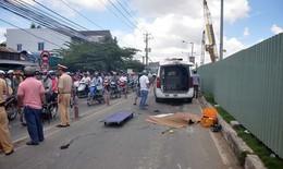 Cư dân mạng xót thương thai phụ chết vì bị xe cán, thai nhi rớt ra đường