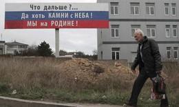 Tổng thống Mỹ ký luật trừng phạt Nga