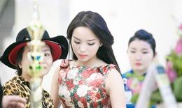 Hoa hậu Việt Nam Nguyễn Cao Kỳ Duyên xinh đẹp gây chú ý
