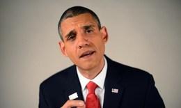 Kiếm hàng chục nghìn USD nhờ ngoại hình giống Obama