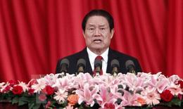 Trung Quốc bắt giữ Chu Vĩnh Khang và khai trừ khỏi đảng