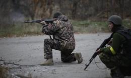 Nga cảnh báo khả năng xảy ra tấn công quân sự ở miền Đông Ukraine