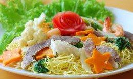 Thực phẩm nên tránh ăn vào buổi tối