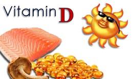Bổ sung canxi và vitamin D cho người cao tuổi