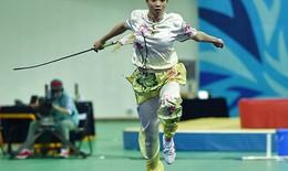 Mỹ nhân Wushu 'mở hàng' HCV cho thể thao Việt Nam