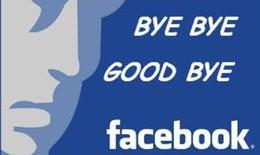 "11 lý do để ""biến mất"" khỏi Facebook"