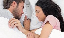 Tư thế ngủ tiết lộ quan hệ vợ chồng