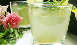 3 thức uống giải cảm với chanh