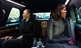 Vì sao Tổng thống Mỹ Obama không đi xe chống đạn TQ ở APEC?
