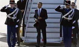 Mật vụ bảo vệ Obama say xỉn tại Hà Lan
