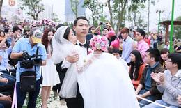 Đám cưới cổ tích của cô gái suy thận với chàng trai kém 3 tuổi
