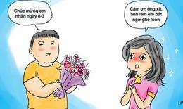 Nghịch lý giữa anh chồng trong mơ và anh chồng thực tế