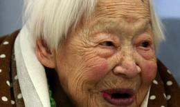 Bí quyết sống lâu của người phụ nữ cao tuổi nhất thế giới