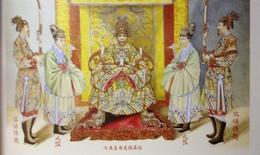 Đại lễ phục Việt Nam thời Nguyễn 1802 - 1945: Gấm vóc Hoàng triều Nguyễn