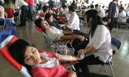 Hành trình Đỏ 2014 dự kiến thu được ít nhất 19.000 đơn vị máu