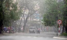 Miền Bắc mưa giông, tố lốc
