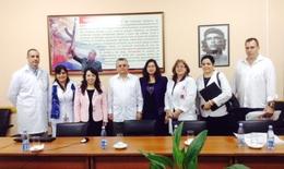 Bộ Y tế Việt Nam tăng cường hợp tác y tế với Hà Lan, Cuba