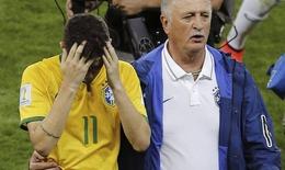 Nhìn lại thảm bại của đội tuyển Brazil tại World Cup 2014