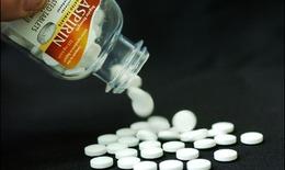 Dùng aspirin mỗi ngày  làm giảm nguy cơ ung thư